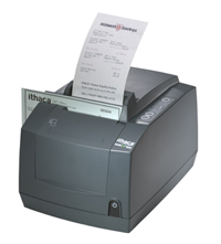 REFURBISHED BANKjet 1500 Inkjet Receipt & Validation Printer